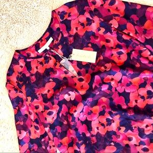 NWT Anthropologie Floral Dress 8